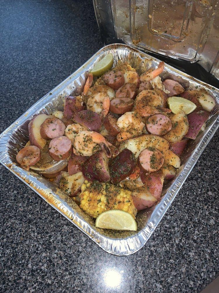 Bucket O' Shrimp: 1517 Dean Ave, Rome, GA