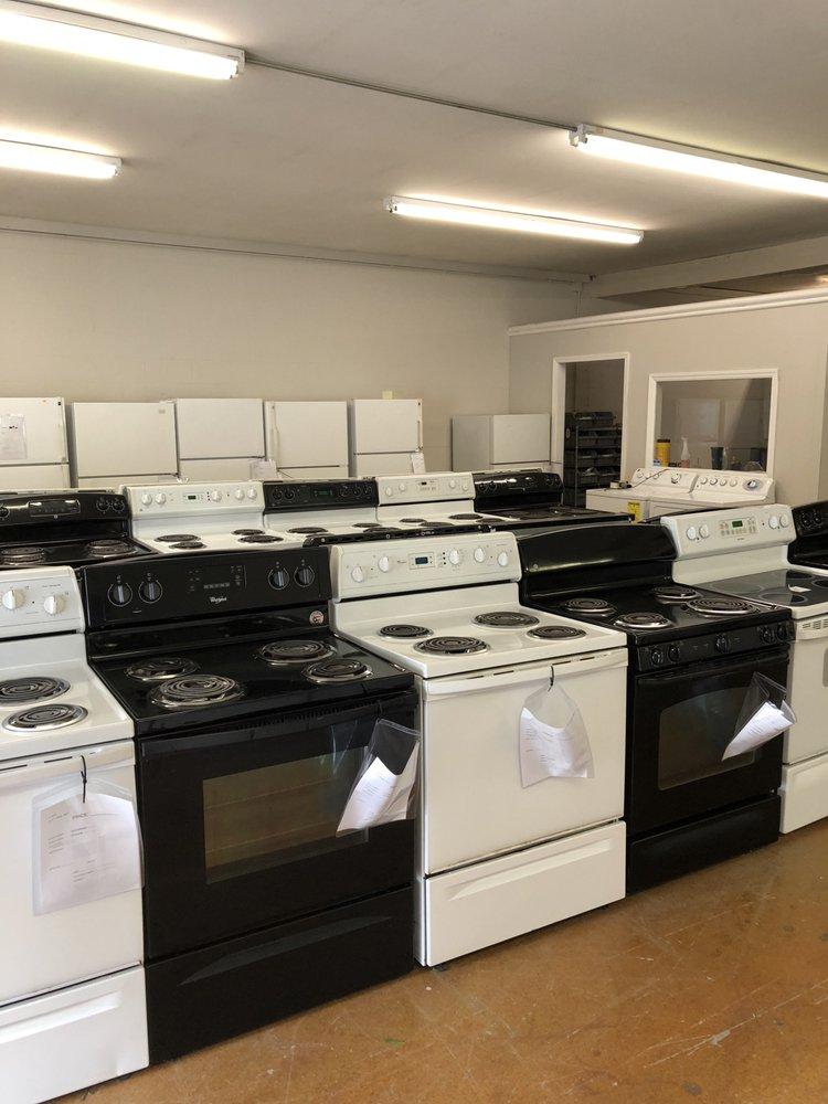 Concord Appliance Parts & Service: 706 Venus St, Kannapolis, NC