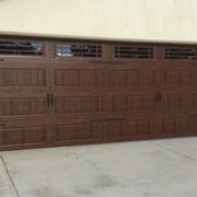Photo Of Brad S Overhead Doors Paso Robles Ca United States Double Garage
