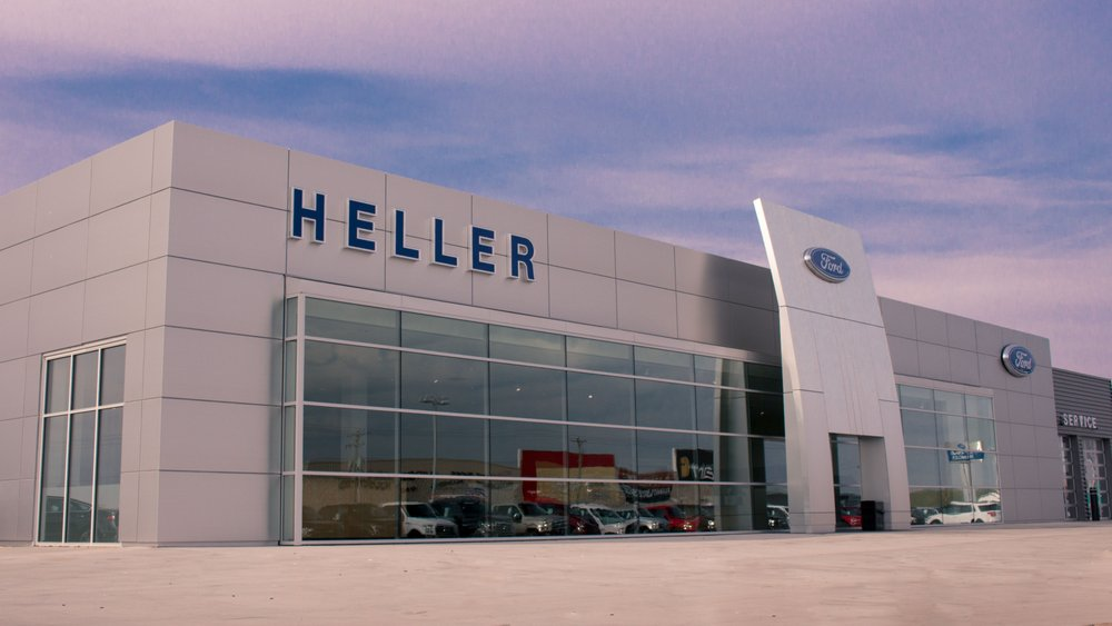 Heller Ford: 700 W Main St, El Paso, IL