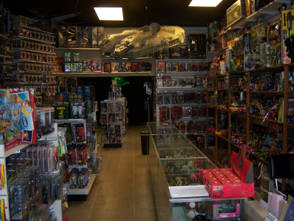 Play With This Toys & Collectibles: 19 W Park Ave, Merchantville, NJ