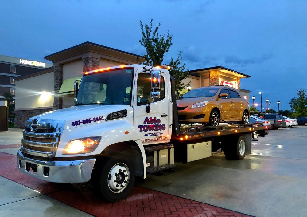 Towing business in Azalea Park, FL
