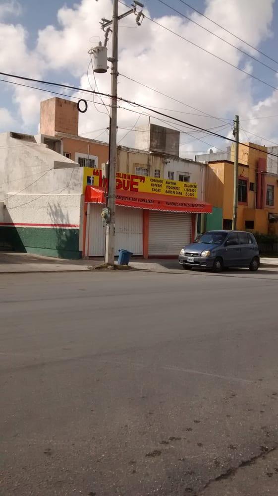 Muebleria migue tienda de muebles av nichupte smz 517 for Mueblerias en cancun