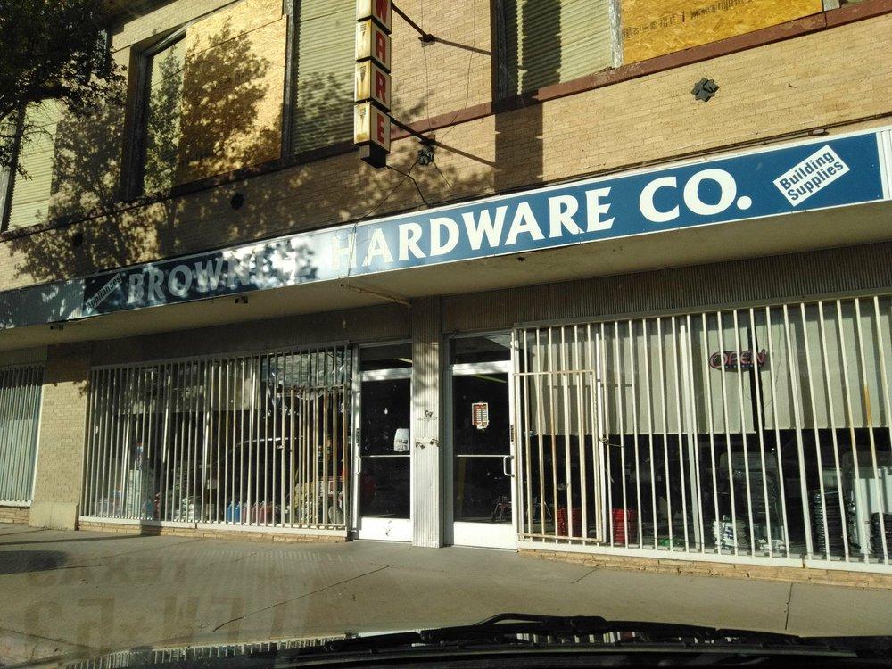 Brownlee Ace Hardware: 131 S Oak St, Pecos, TX
