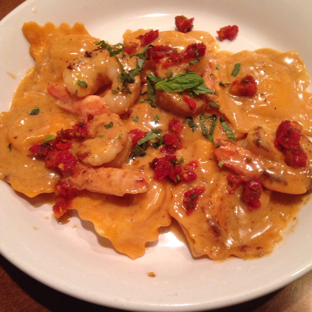 Photo Of Olive Garden Italian Restaurant   Irvine, CA, United States.  Lobster Ravioli