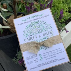 Yelp Reviews For J Hughes Wedding Stationery 17 Photos New