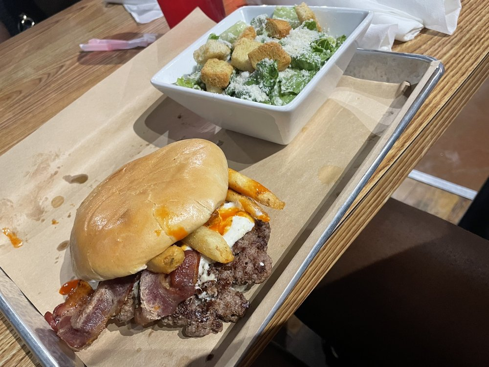 Prodigy Burger & Bar: 10158 Brooks School Rd, Fishers, IN