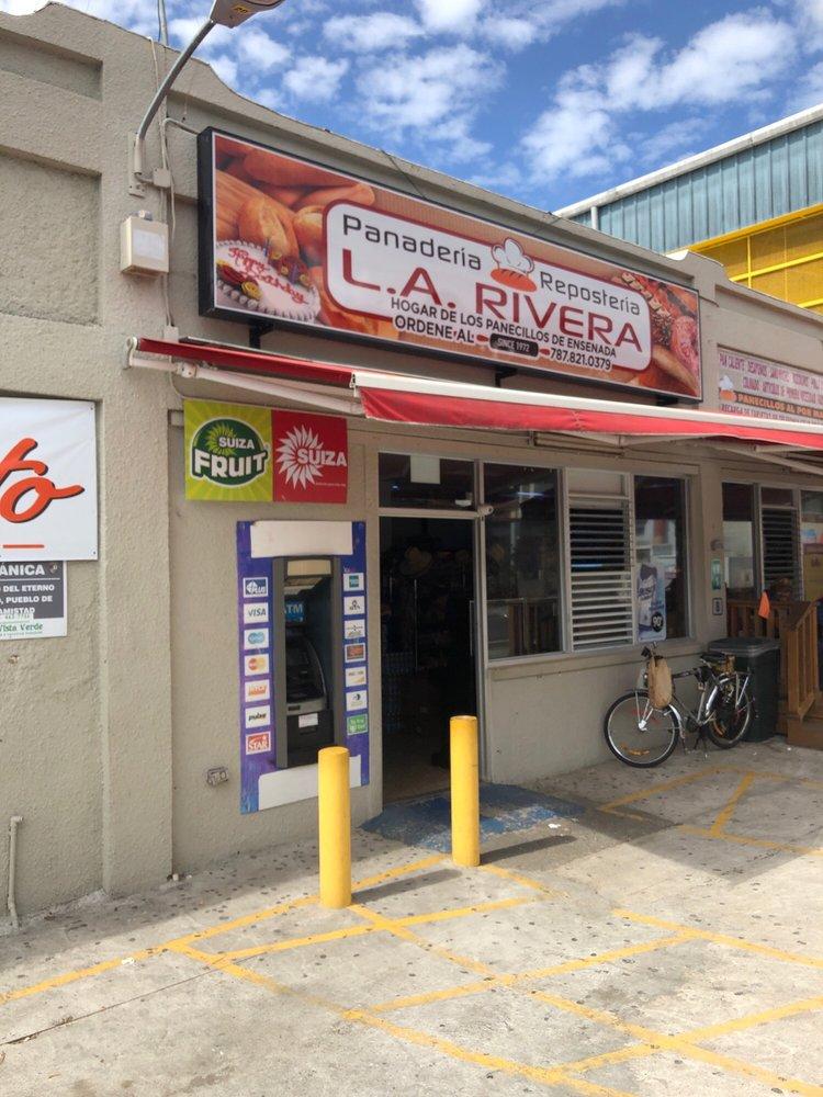 L.A. Rivera: Carretera PR-3116 S/N, Guanica, PR