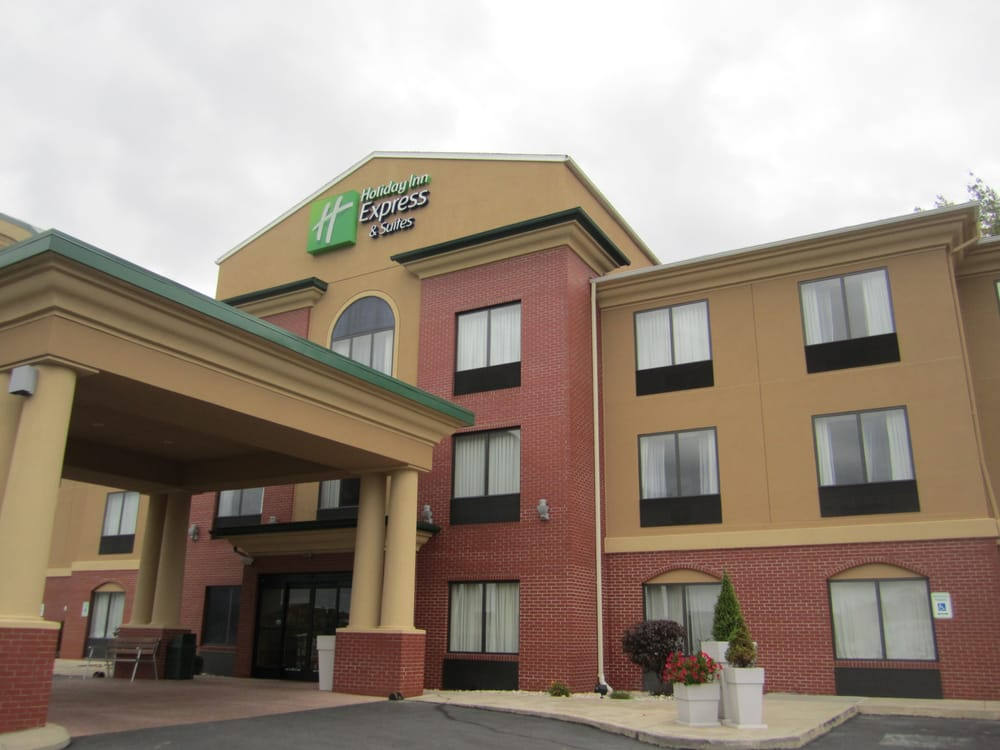 Holiday Inn Express & Suites Dubois: 1690 Rich Hwy, Dubois, PA
