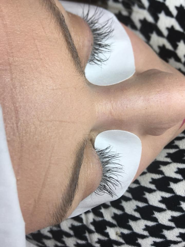 Anna nails and eyelashes extensions: 7535 Linton Hall Rd, Gainesville, VA