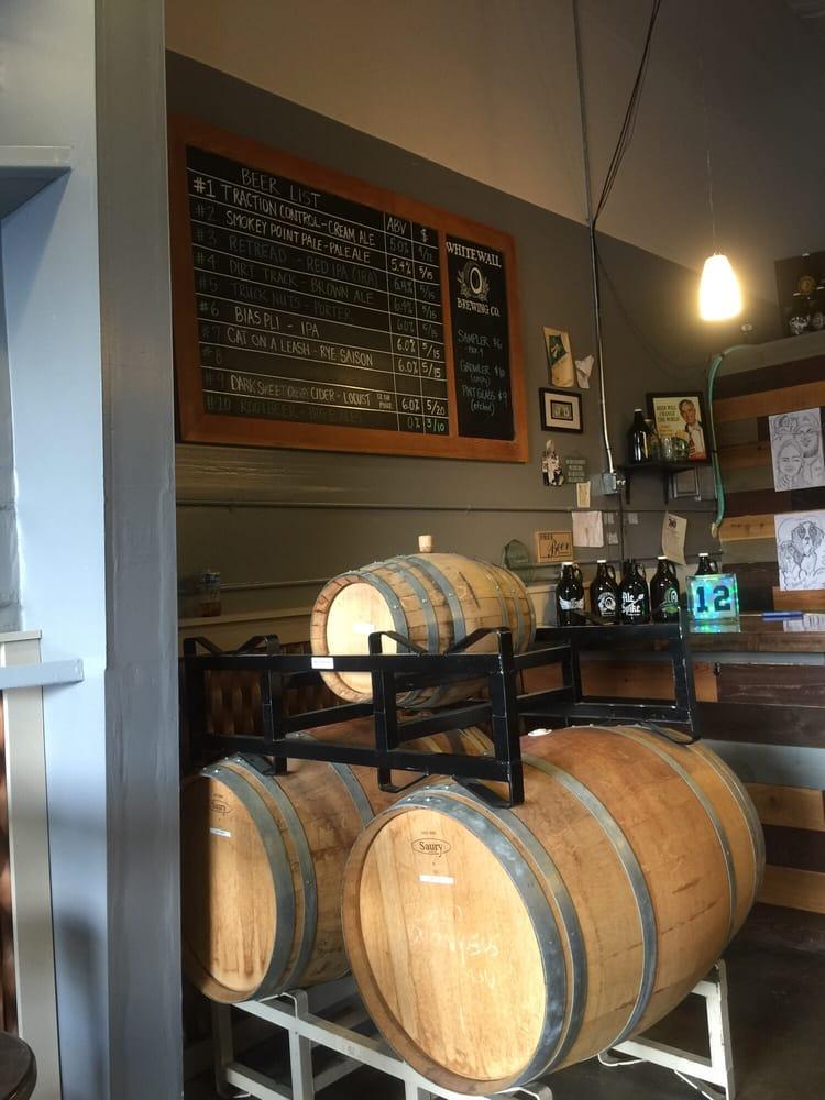 Whitewall Brewing Company: 14524 Smokey Point Blvd, Marysville, WA