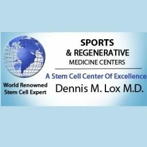 Dennis M Lox, MD - Sports and Regenerative Medicine Centers 2030