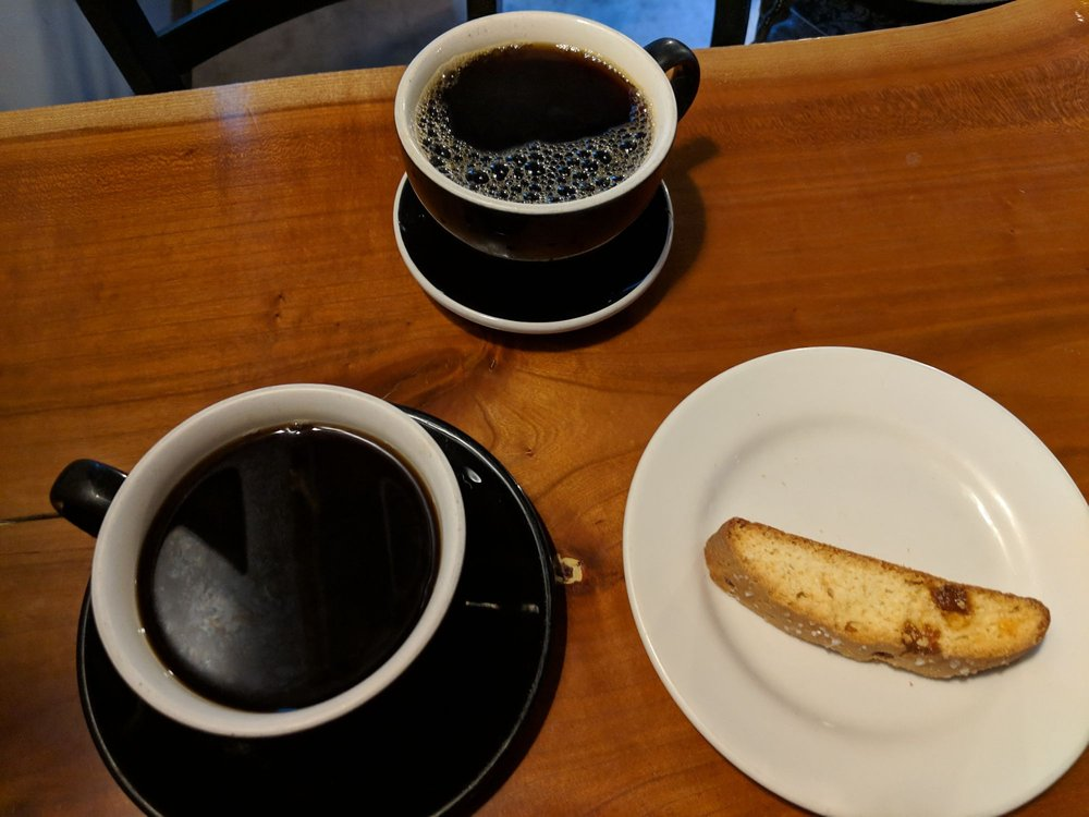 Commonplace Coffee: 1176 Grant St, Indiana, PA