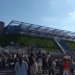 AccorHotels Arena - Paris, France. P.O.P.B. de dehors