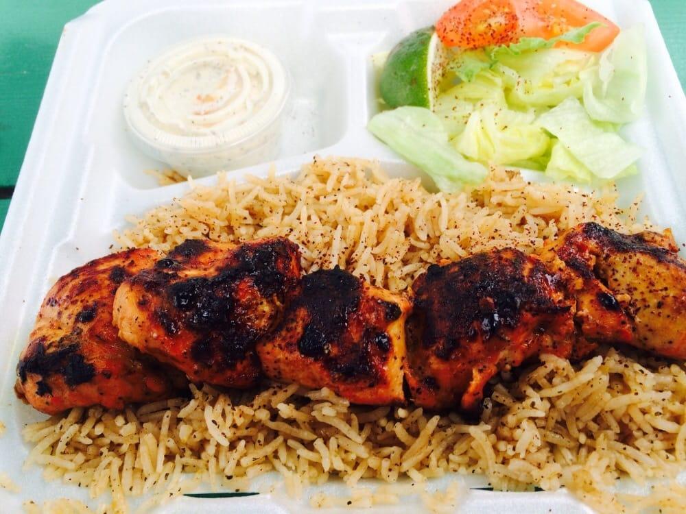 Kulfi Photo Of Chicken Tikka Kebab   Niagara Falls, NY, United States.  Chicken Boti ...