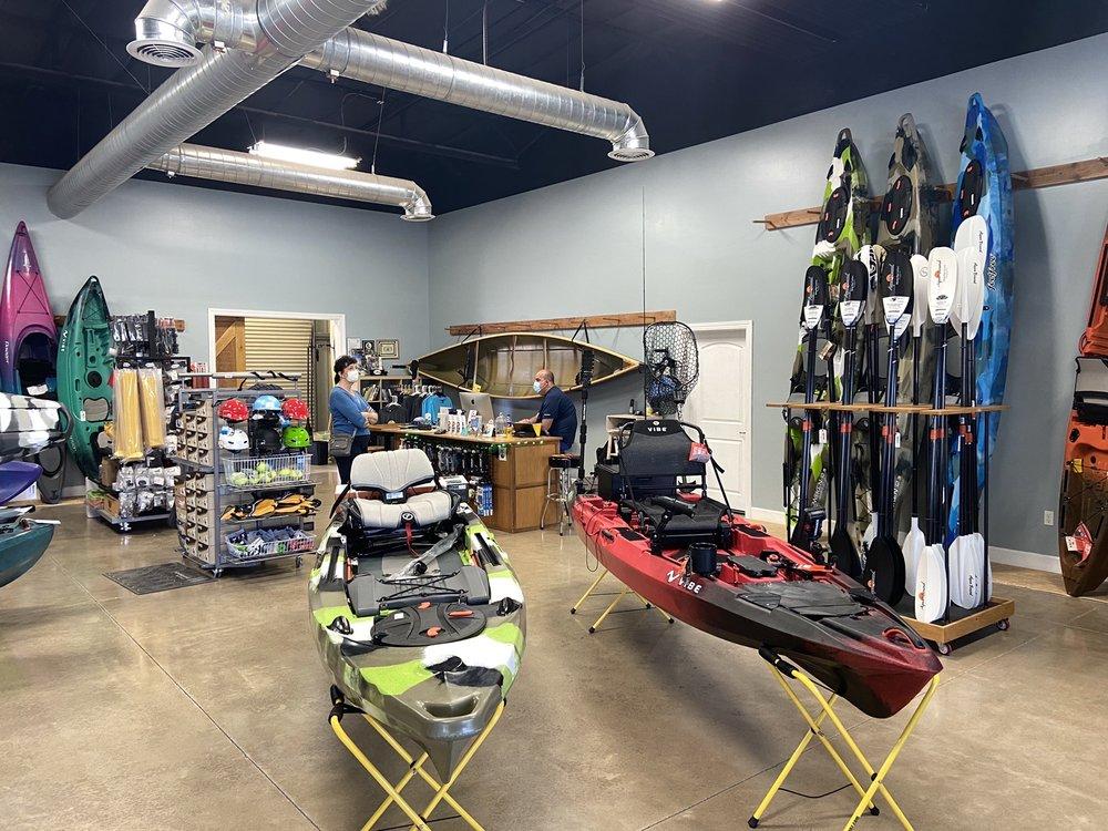 Lodi Paddlesports Center: 847 N Cluff Ave, Lodi, CA