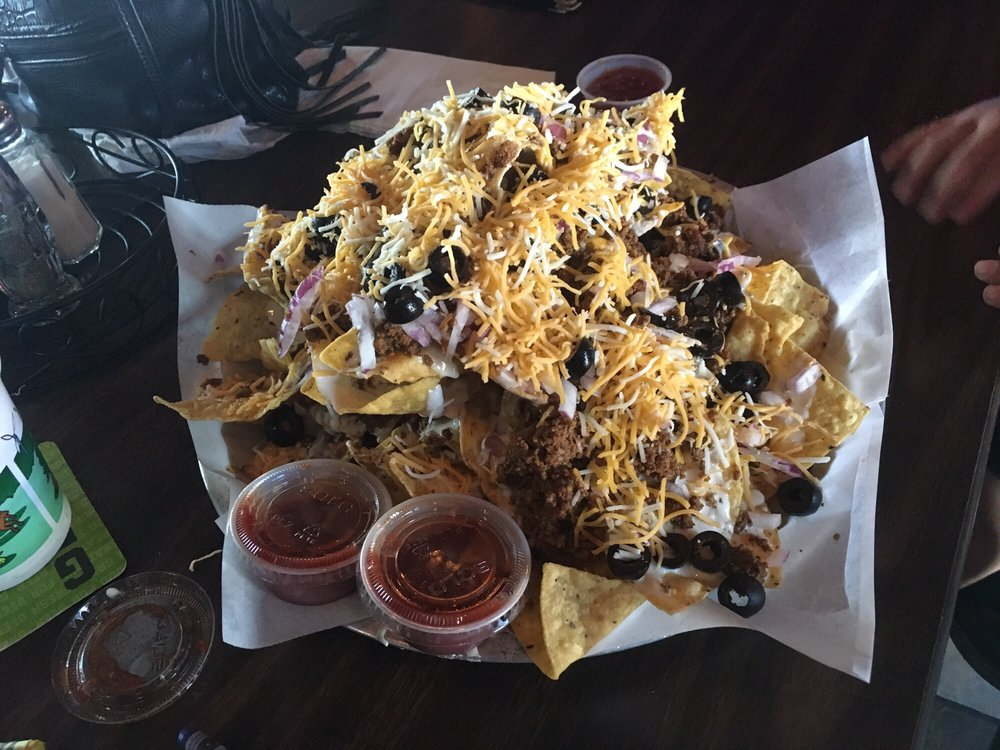 Wild Hogs Saloon & Eatery: 350 Commercial Dr, Walford, IA