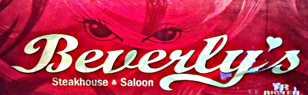 Beverly's Steakhouse & Saloon: 1482 E State Hwy 76, Branson, MO