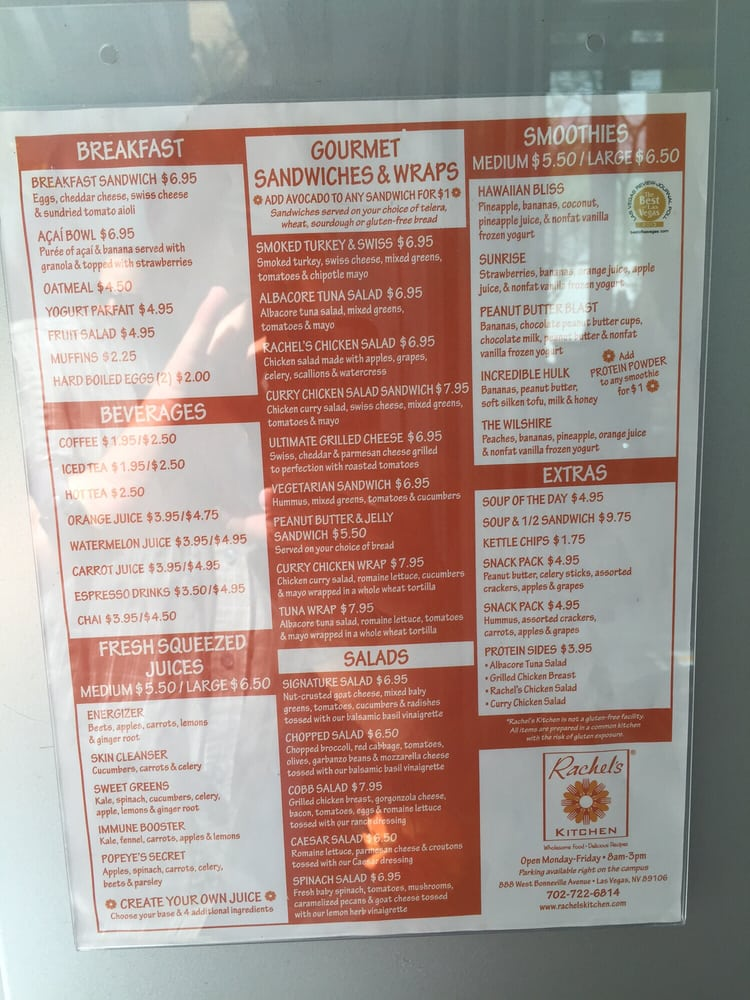 Rachel s kitchen 10 photos 16 reviews sandwiches for W kitchen verbier menu