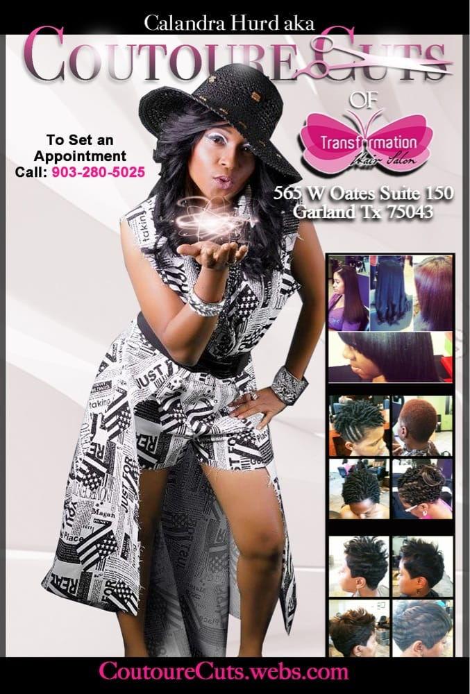 11 >> Calandra is one of the stylists at Transformation Hair Salon offering: extension services ...