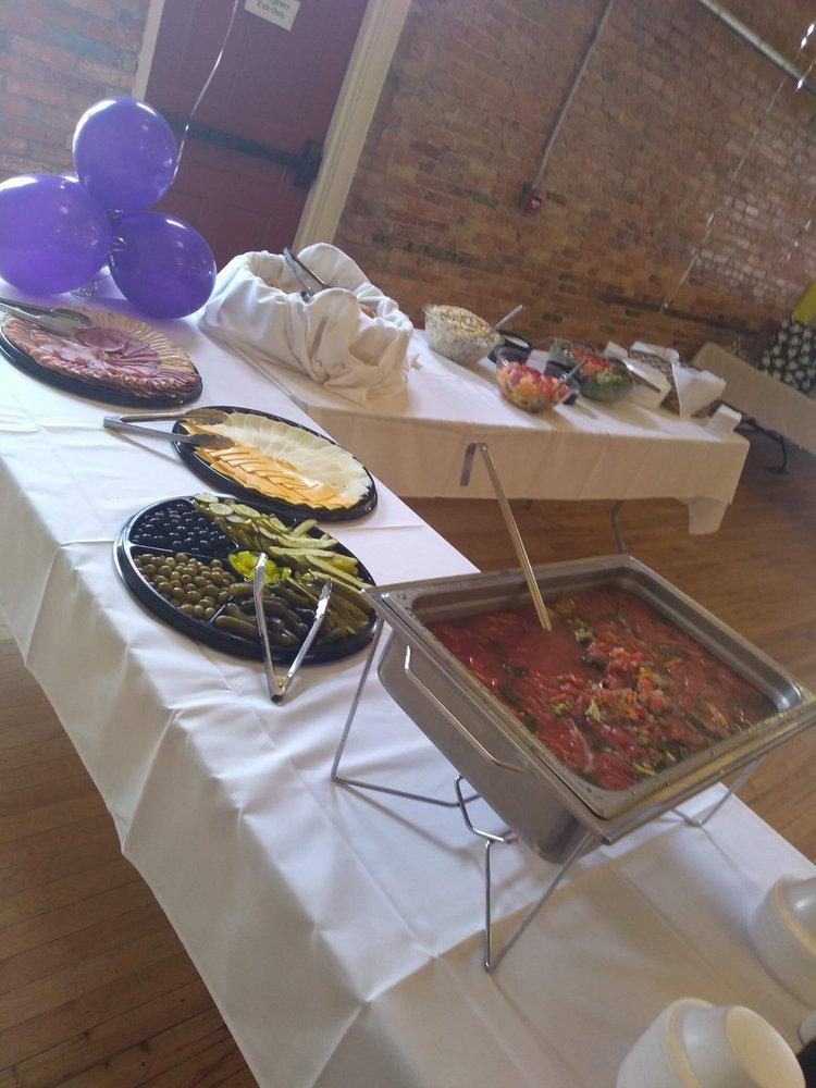 CC Catering: 318 W Grand River Ave, Brighton, MI