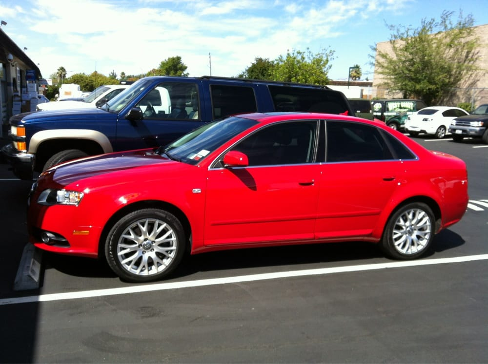 Audi A4 Yelp