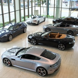 Aston Martin Palm Beach Photos Car Dealers S Dixie Hwy - Aston martin dealership florida