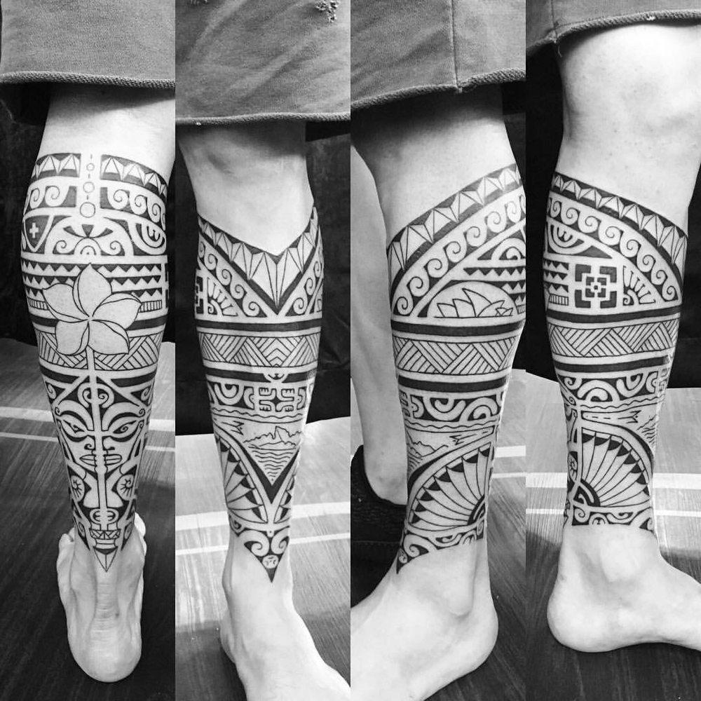 Photos for Manu Farrarons - Polynesian Tattoo - Yelp