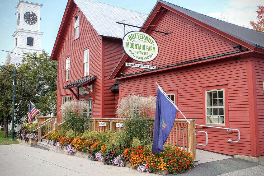 Butternut Mountain Farm: 31 S Main St, Johnson, VT