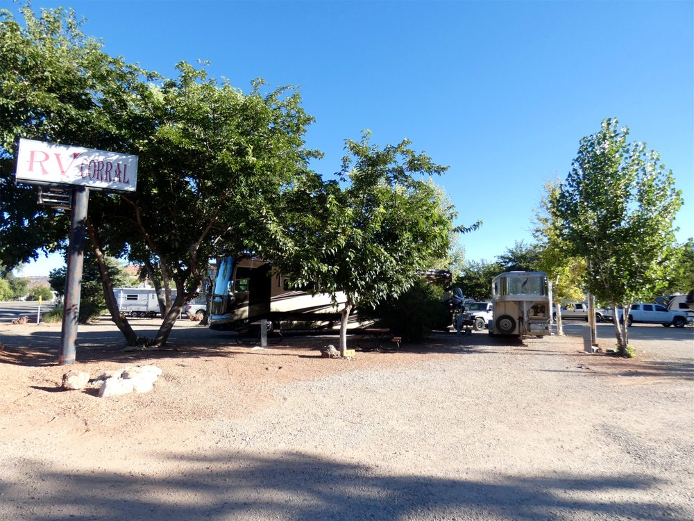 Kanab Rv Corral: 483 S 100th E, Kanab, UT