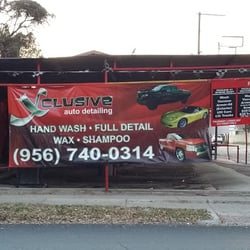 car wash laredo tx  Xclusive Auto Detailing - CLOSED - Auto Detailing - 1220 San ...