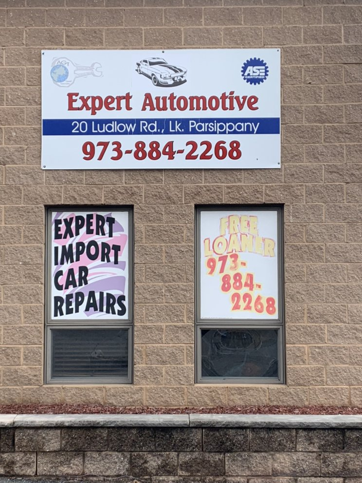 Expert Automotive: 20 Ludlow Rd, Parsippany, NJ