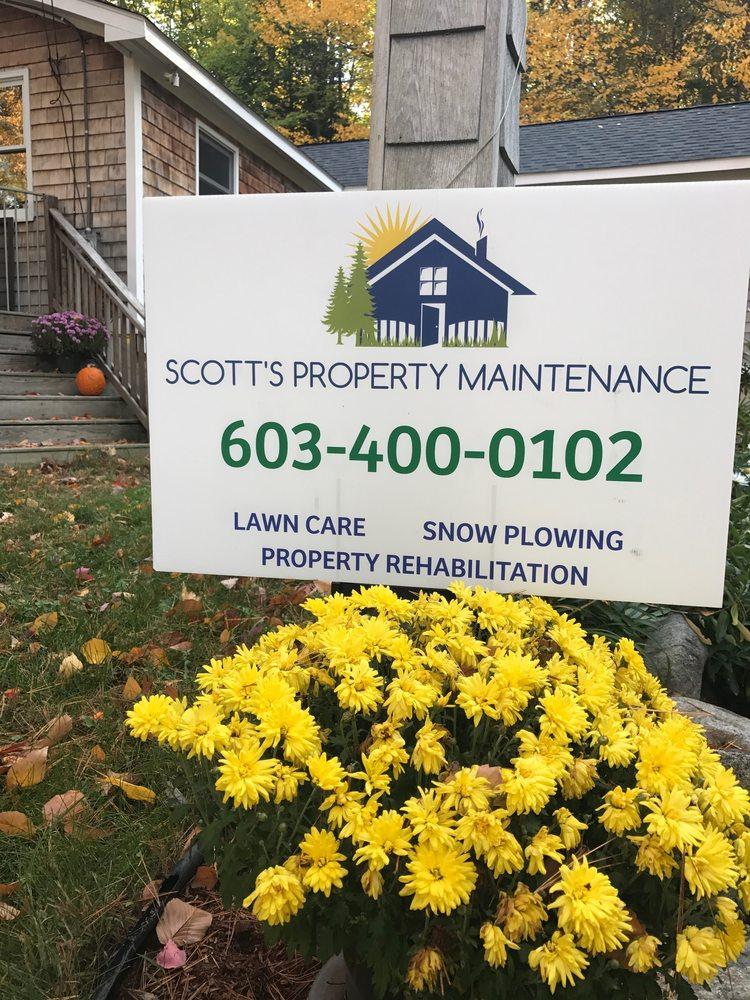 Scott's Property Maintenance: Merrimack, NH