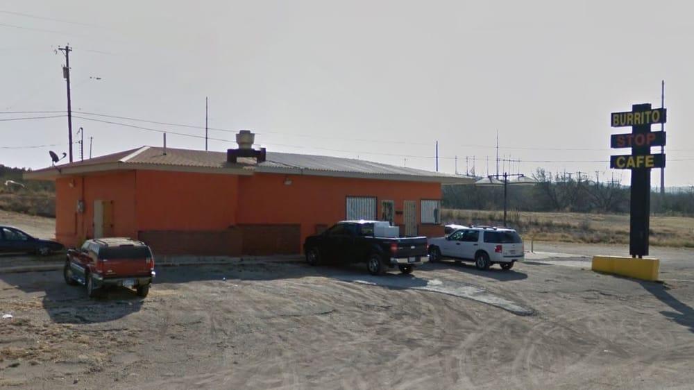 Burrito Stop Cafe Big Spring Tx