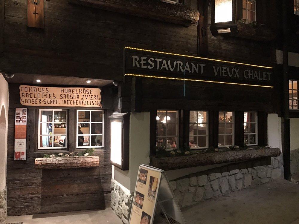 Restaurant Vieux-Chalet