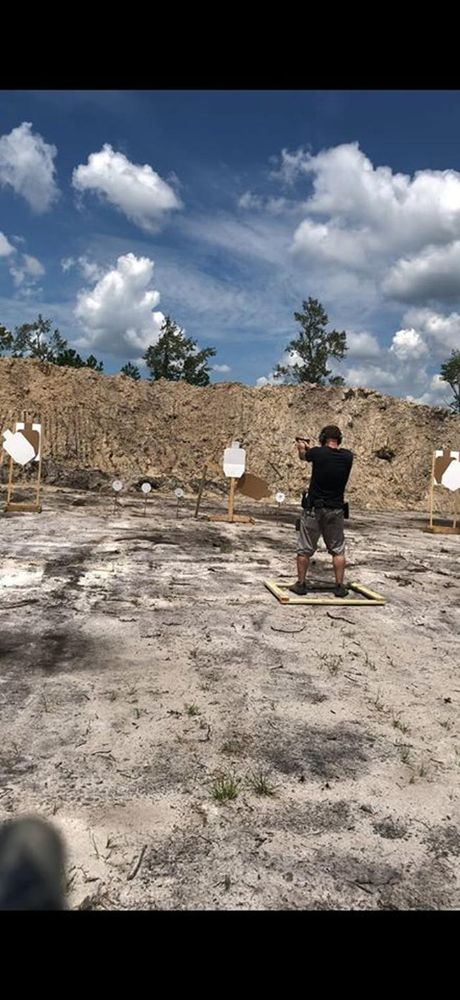 Echo 6 Outdoor Shooting Park: 4753 Page Rd, Galivants Ferry, SC