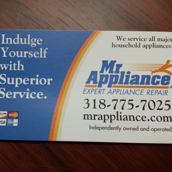 Mr appliance of shreveport closed appliances repair photo of mr appliance of shreveport stonewall la united states reheart Image collections
