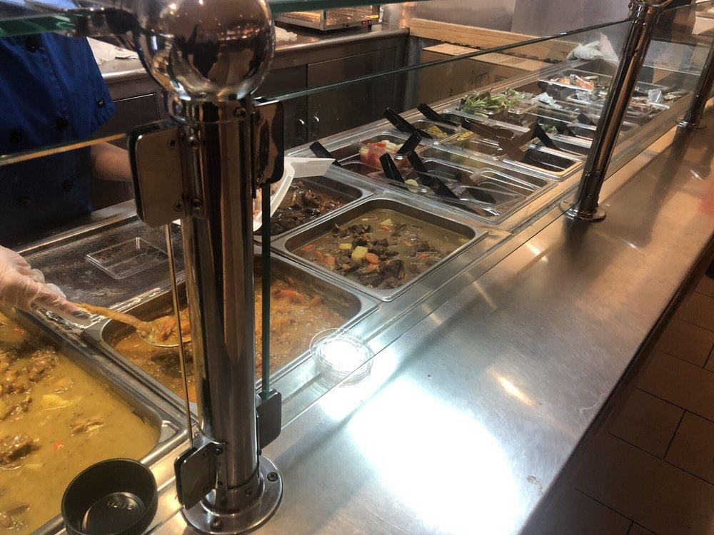 Ocean Blui Grill: 11110 Mall Cir, Waldorf, MD
