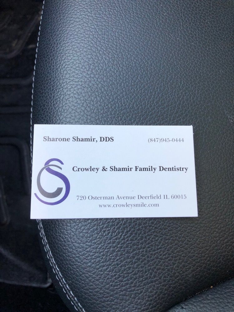 Crowley Dental Care: 720 Osterman Ave, Deerfield, IL