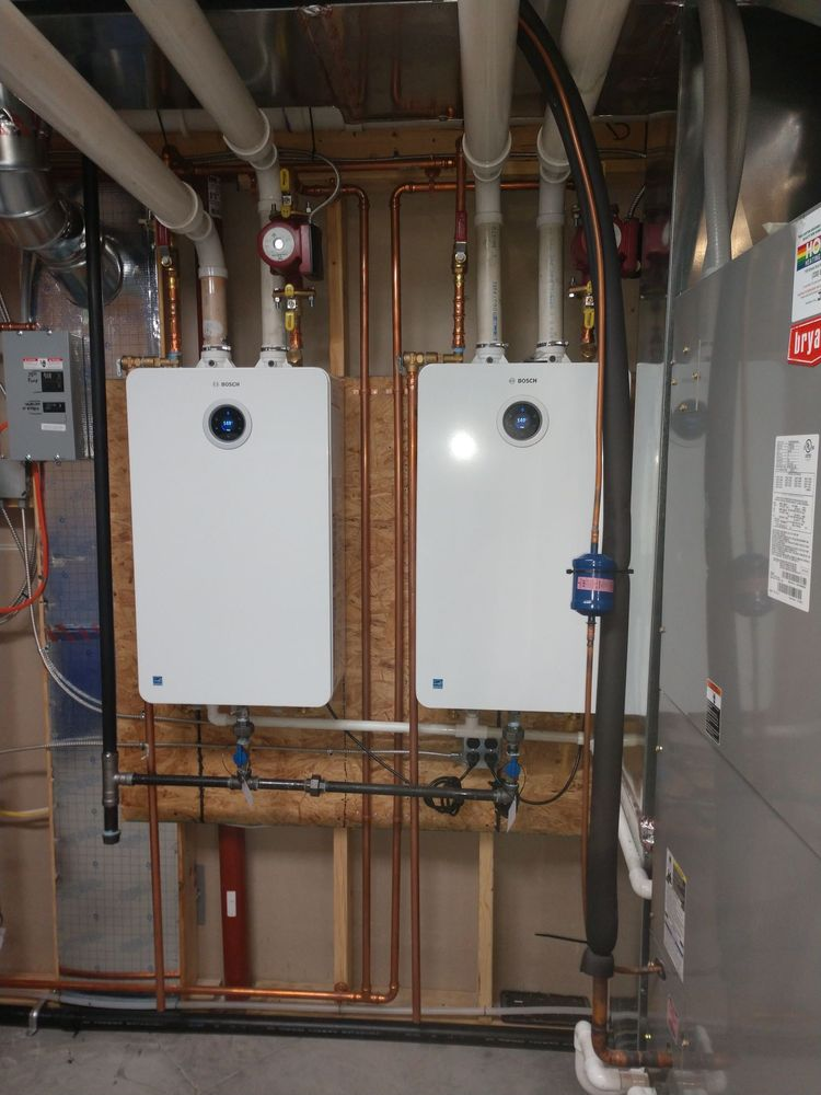 Bauer heating, cooling and plumbing: Ruffs Dale, PA