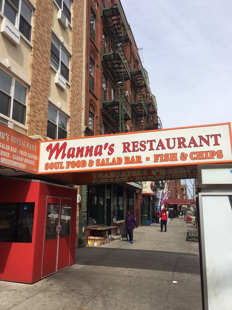 Manna Restaurant Harlem Ny