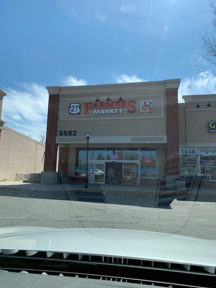 27 Farmers Market: 3562 Rt 27, South Brunswick Township, NJ