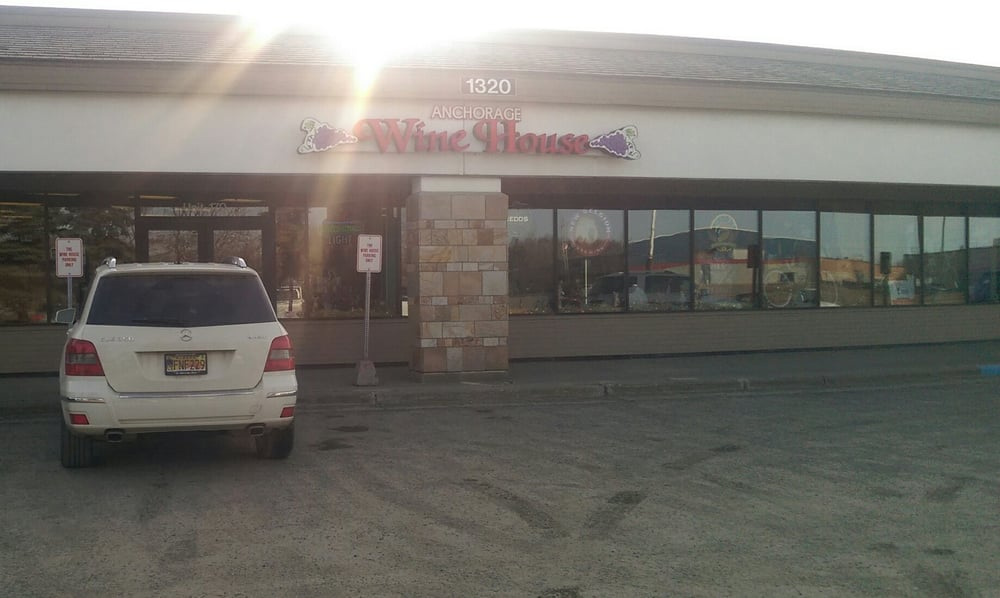 Anchorage Wine House