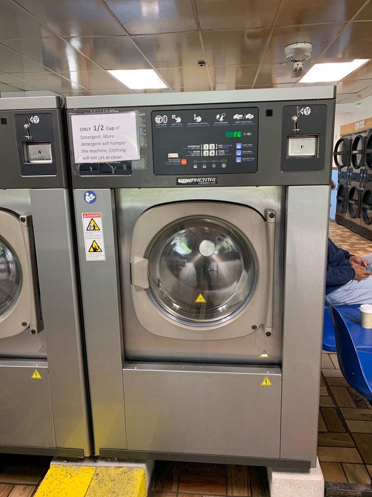Econ-O Wash Laundromat & Tanning Salon: 515 W 5th St, Mount Carmel, PA