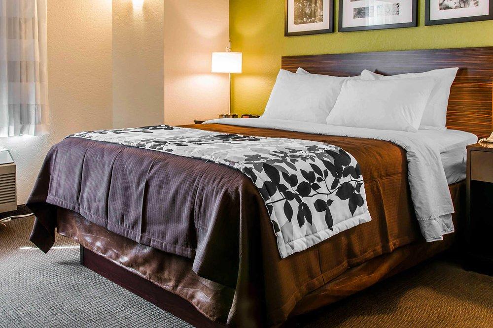 Sleep Inn: 2100 W Wackerly St, Midland, MI