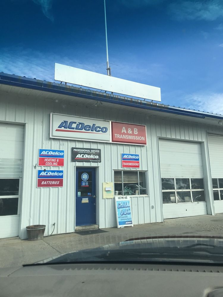 A&B Transmission & Service Center: 183 E Ctr, Shelley, ID