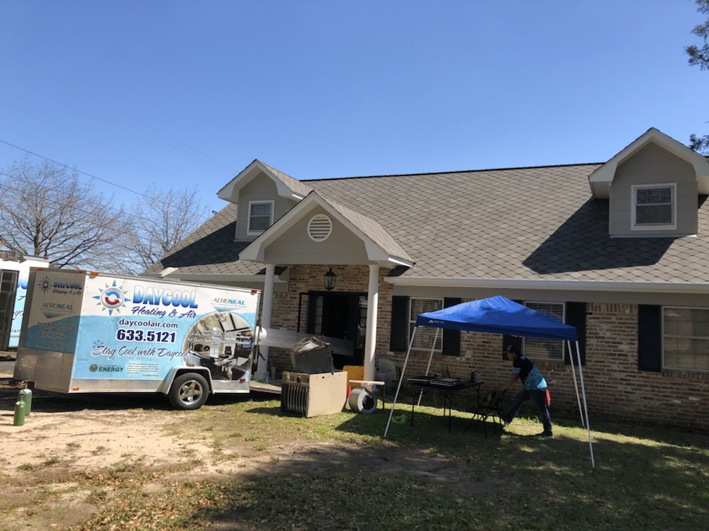 Daycool Heating & Air: 7675 McKinley Ave, Mobile, AL