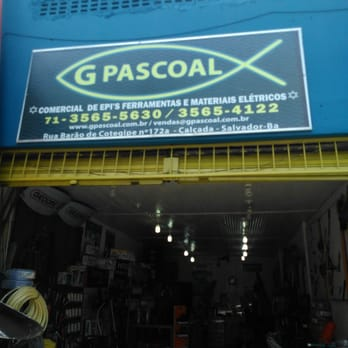 faebf5118a23f G Pascoal - Lojas de Ferramentas - Rua Barão de Cotegipe