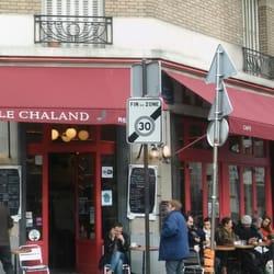 Le chaland 15 photos 23 reviews brasserie 163 quai de valmy 10 me paris france - Restaurant quai de valmy ...