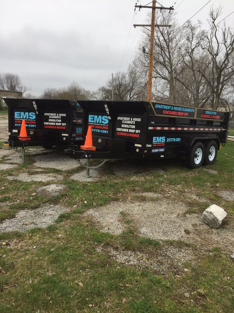 EMS Hauling: Quincy, IL